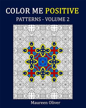 Color Me Positive - Patterns Vol. 2