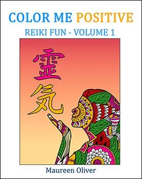 Reiki Fun Coloring Book